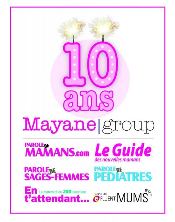 Happy 10th Birthday MAYANE COMMUNICATION !!!