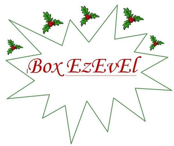 La box EzEvEl à gagner #concours