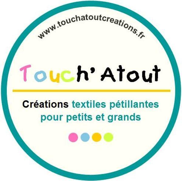 Touch'Atout Créations un univers pétillant et coloré pour petits et grands :)