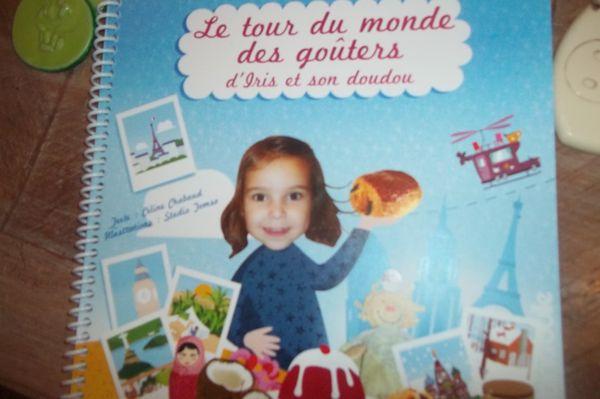 DOUDOU star d'un livre avec La Vie de Mon Doudou (+1 à offrir)