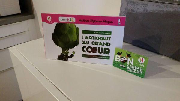 #Numéribulle : des histoires en français et langue régionale !!