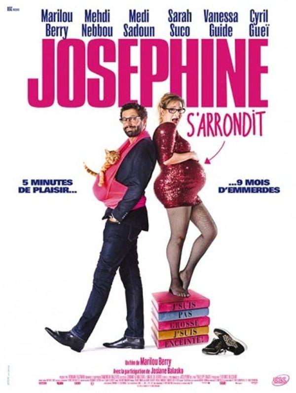 J'ai vu Joséphine s'arrondit et je dis ouiiii !!