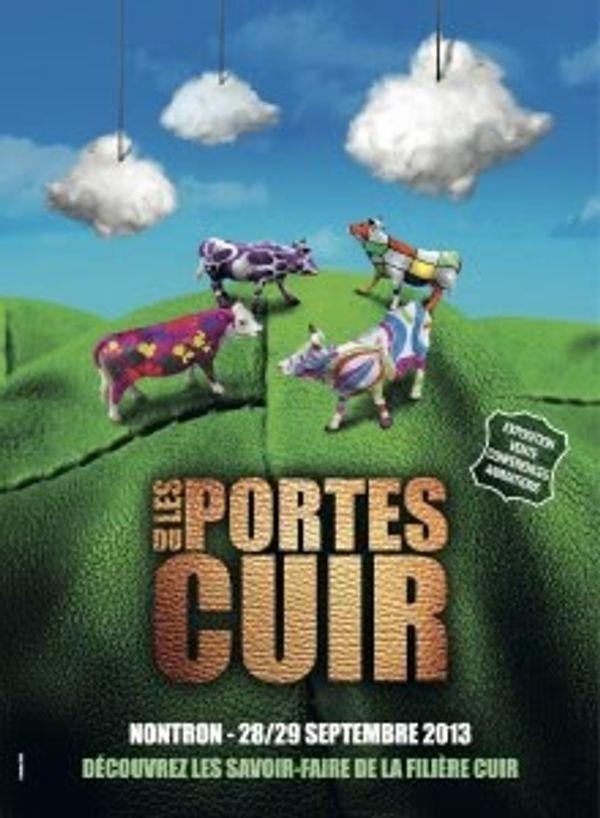 Première édition, Les Portes du Cuir à Nontron, les 28 et 29 septembre 2013