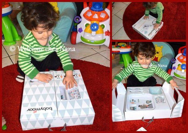 Idées cadeaux : Le lunch set de Babymoov (test et avis)