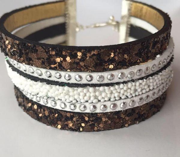 Création bijoux par #Braceletenfolie