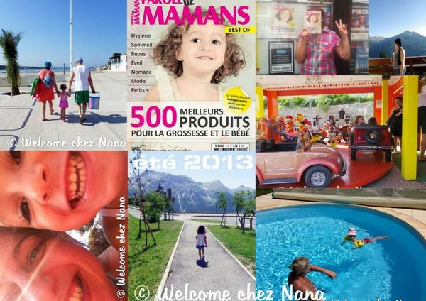 L'été 2013 sous le signe du bonheur et de la famille (article bilingue)