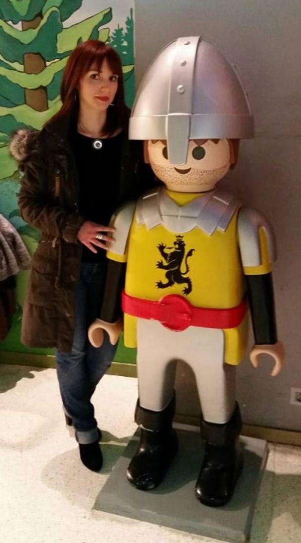 #FUNPARK #PLAYMOBIL jolie sortie en famille :)