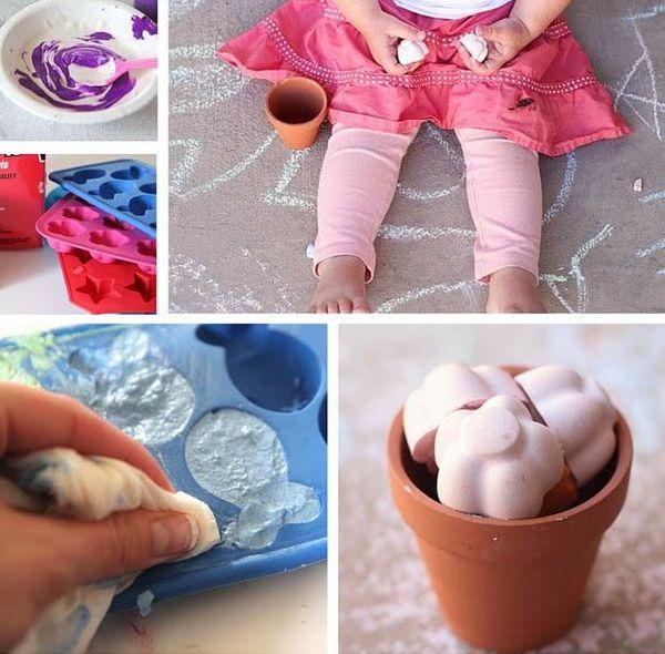 Comment fabriquer des craies