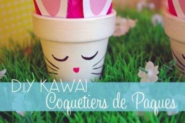 3 DIY pour une fête de Pâques so Kawaii