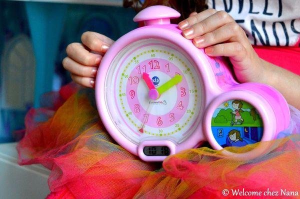 Idées cadeaux : le Kid'Sleep Clock (avis et test)