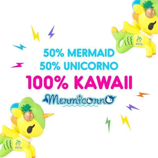 50% licorne, 50 % sirène, découvrez les nouvelles figurines 100% kawaii !