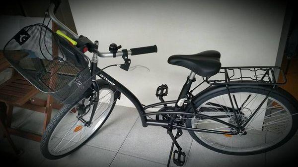 Mon nouveau vélo!! Je vous le présente...