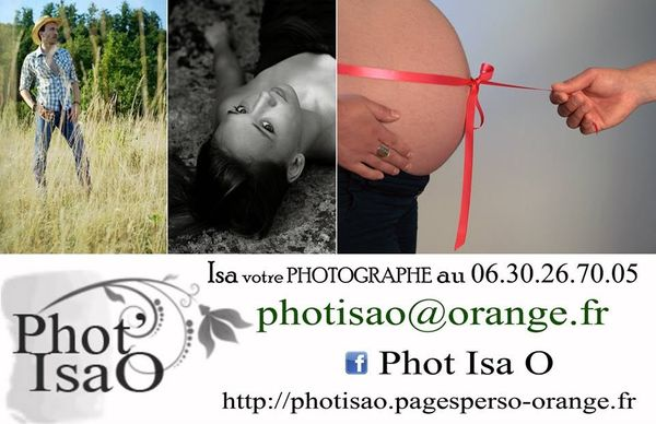 Une photographe Tallentueuse sur le Nord Isère