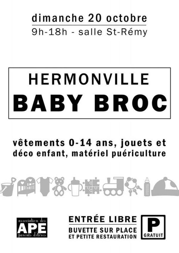 BABY BROC TOUT PRES DE REIMS