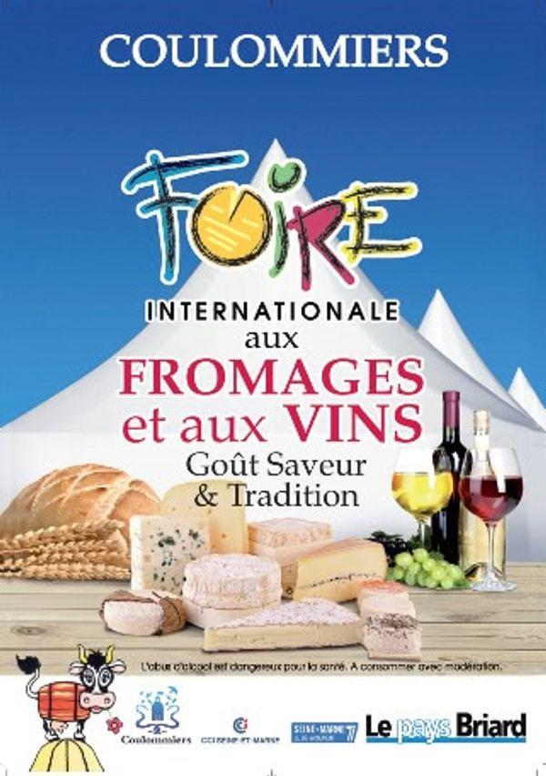 Foire au fromages et au vins 11-14 avril 2014