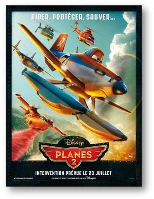 Planes 2: Dusty est de retour + 6X2 places de ciné à gagner.