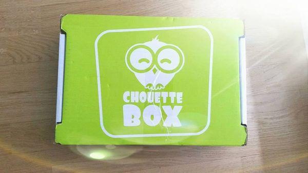 Découvrez la Chouette box !!