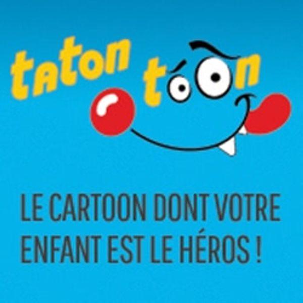 Un dessin animé à son image avec Tatontoon + 1 à gagner
