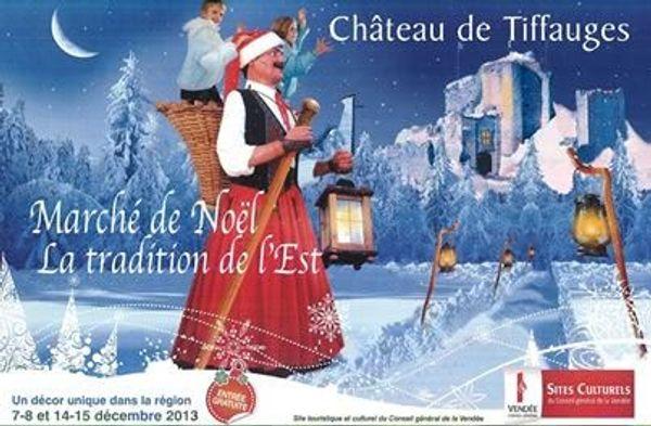 Marché de Noël Tiffauges #2