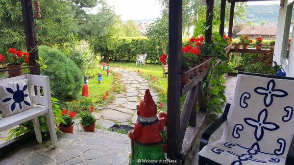 La maison du bonheur - Roumanie 2016