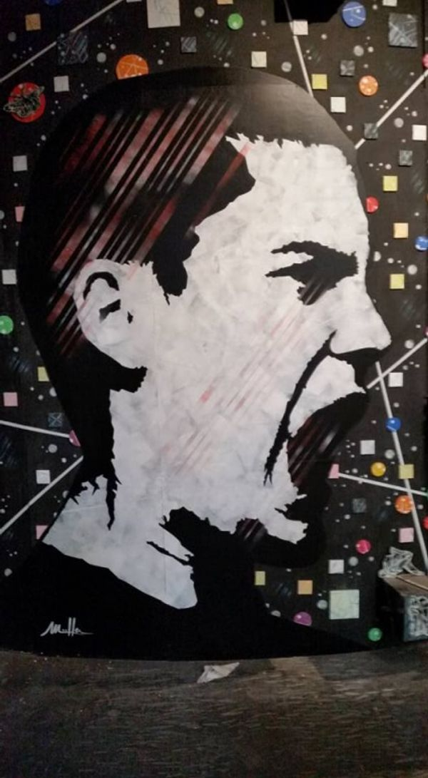 Exposition Street Art à voir jusqu'au 30 octobre !!