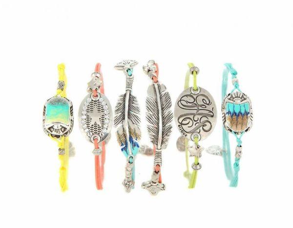 Bracelet porte bonheur #Gas bijoux !! Je les veux :)