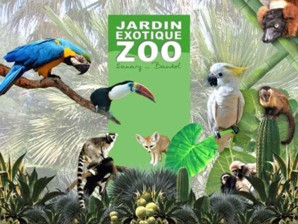 Parc animalier et exotique - Sanary / Bandol
