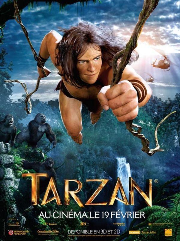 Sortie Ciné: Tarzan en 3D....pour les enfants et les parents.