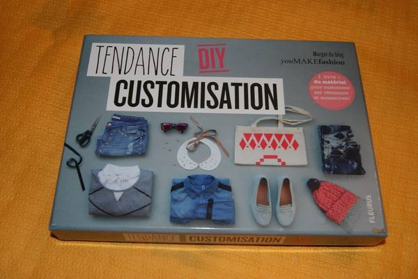 Tendance customisation : Le coffret DIY