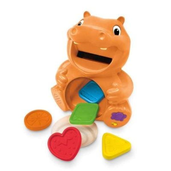 Noël pour les petits avec Hasbro + 1 Hippo j'apprends les formes et les couleurs