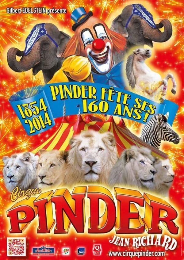 Le Mans : Le Cirque Pinder arrive bientôt ...