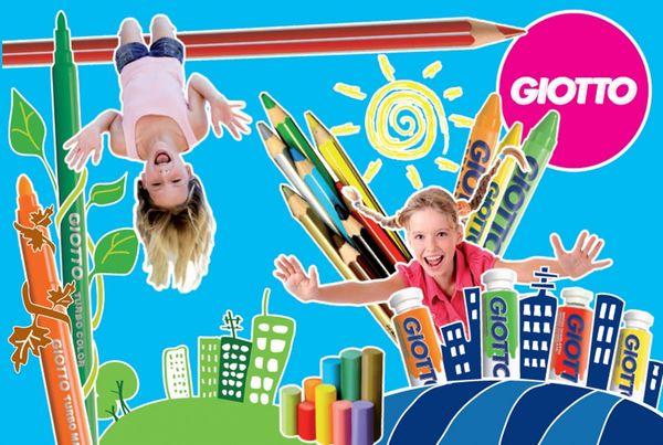 A l'assaut des loisirs créatifs avec GIOTTO!! + cadeaux