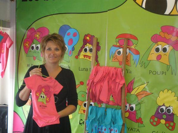 Les boubikids : création écologique pour enfants
