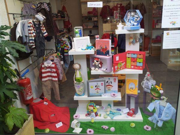 Look d'anges : petite boutique bretonne plus que sympa ...