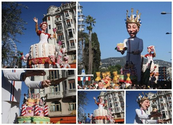 Carnaval de Nice en famille....
