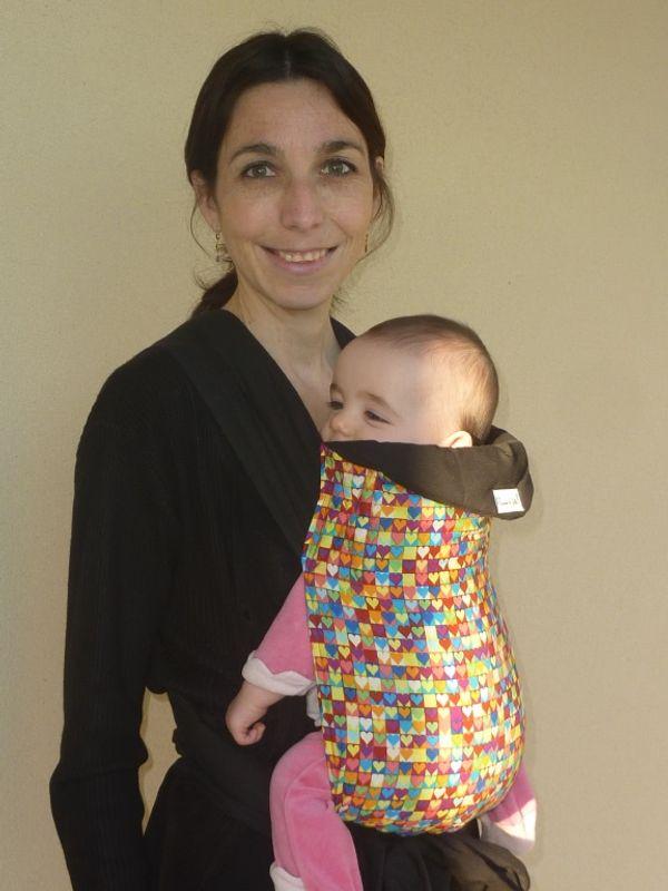 Mon avis sur le Mei-Tai, porte-bébé d'inspiration asiatique de chez Maman a dit