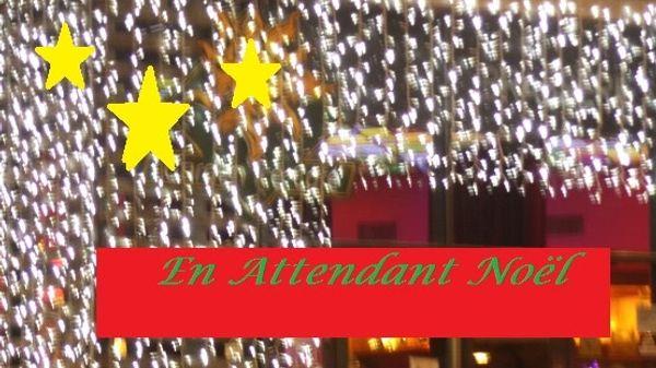 L'Avent avant Noël !!!