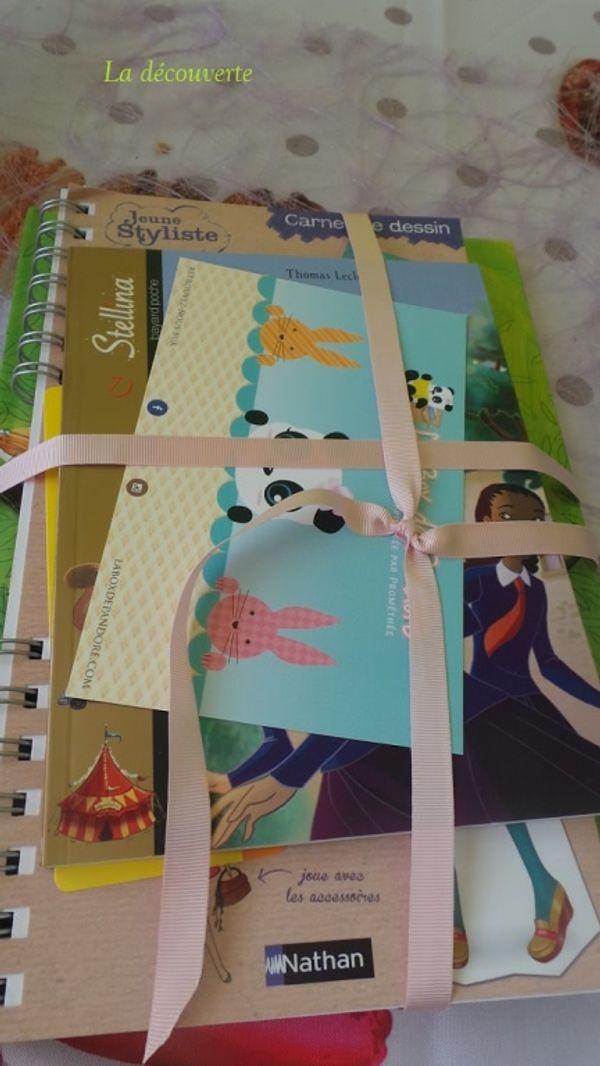 La Box de Pandore ! Découverte + 1 sublime livre pour vous ...