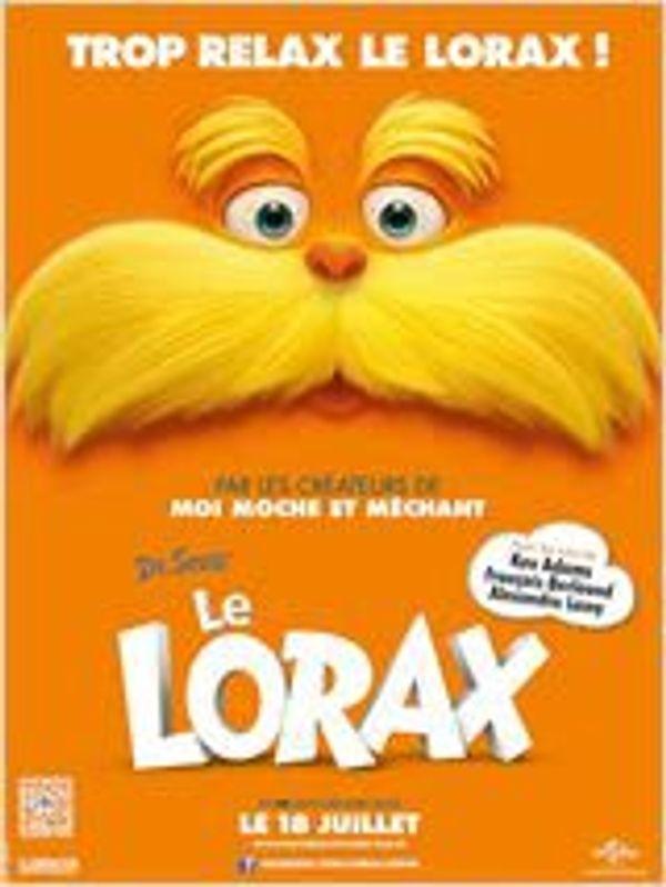 Sortie ciné LE LORAX :) Avis mitigés...