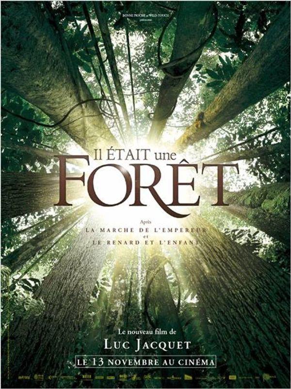 Il était une Forêt....Le film nature et familial + 8 places à gagner