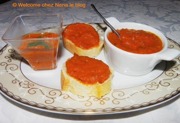 RECETTE: Zacusca, recette roumaine, caviar de légumes