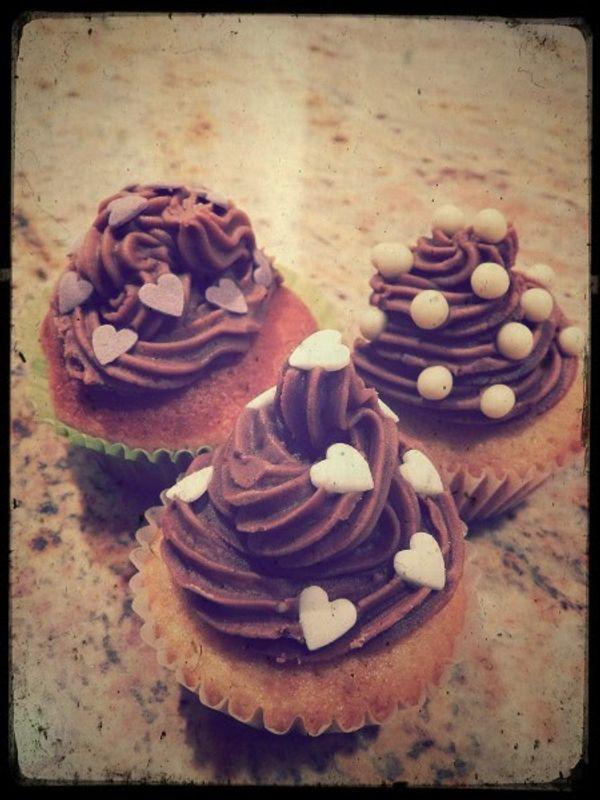 Atelier cupcakes spécial St Valentin