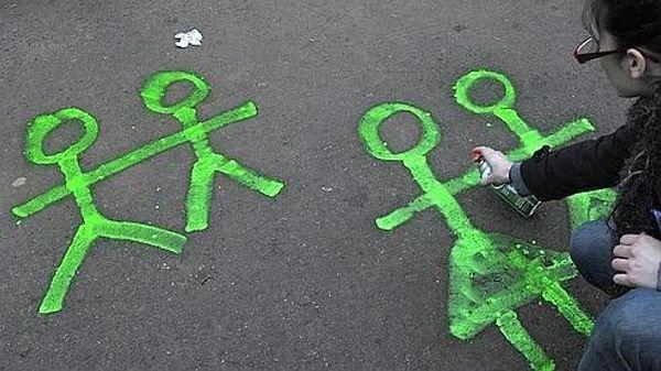 Le 17 mai, soutien à la lutte contre l'homophobie