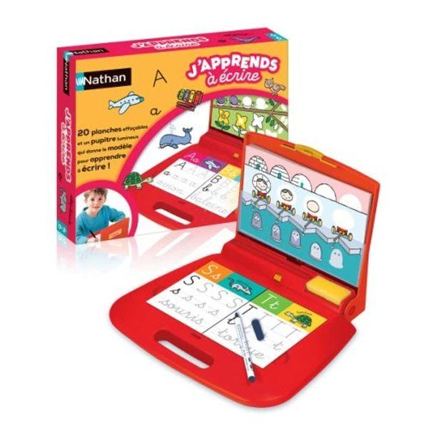 L'apprentissage de l'écriture par le jeu !!