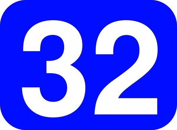 Semaine 32