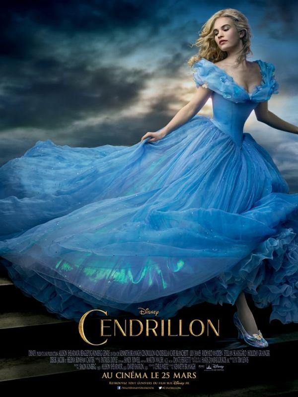 CENDRILLON revient au cinéma + cadeaux!!