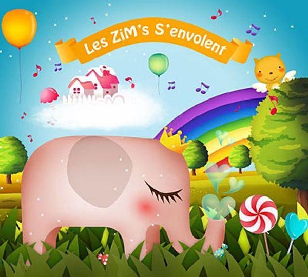 Comme promis, un concours avec les ZIM'S pour fêter les vacances :)