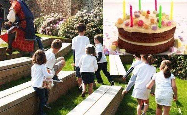 Organiser l'anniversaire de son enfant à Angers