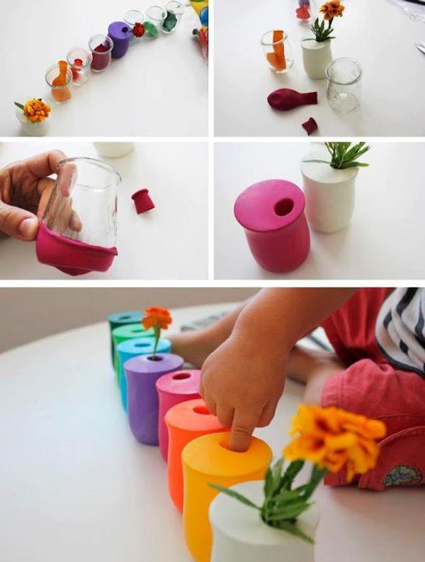Activité du Jour Vase ballon