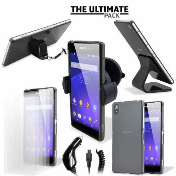 Concours Mobile Fun, un pack accessoires pour votre Sony Xperia Z2 à gagner - Terminé